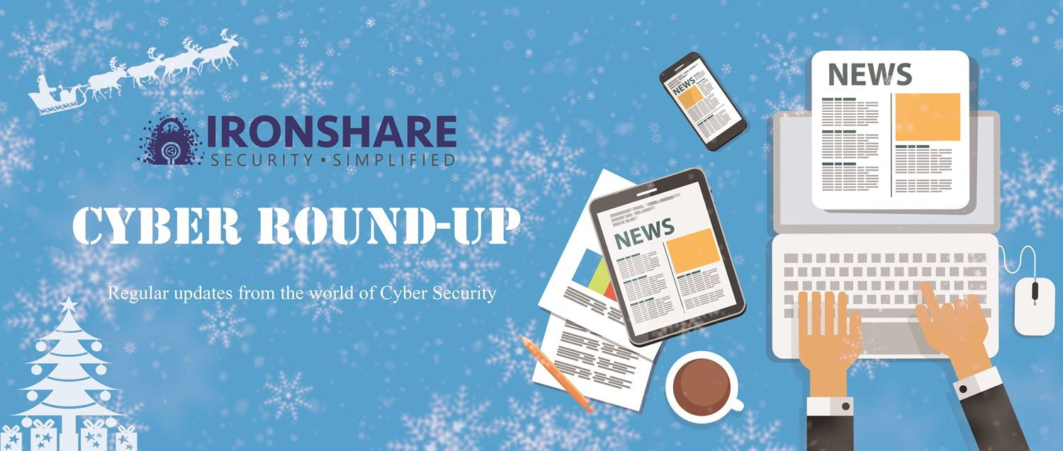 Cyber Round-up for 21st December
