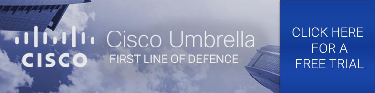 Cisco Umbrella Trial